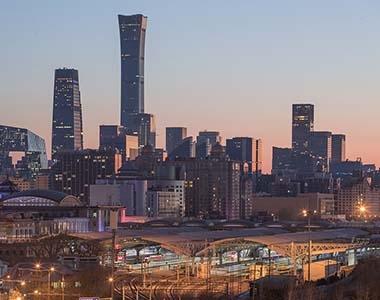 北京中信大厦(中国尊)